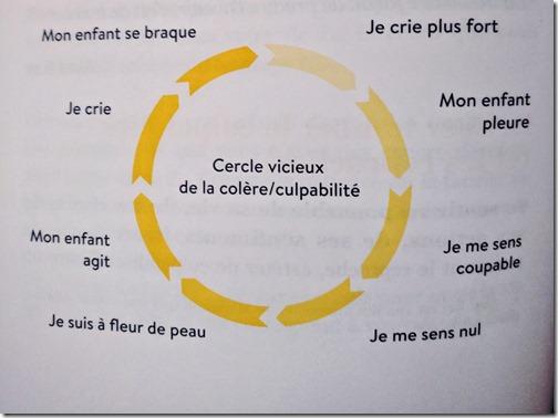 Le cercle vicieux de la colère