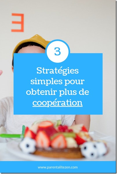 3 stratégies simples pour obtenir plus de coopération - pinterest