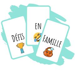 Logo Défi en Famille