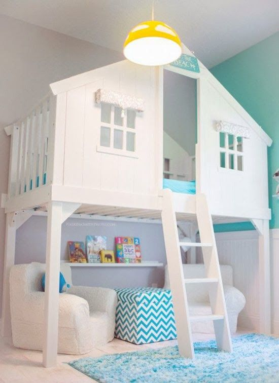 Dreamy Kids Playhouse