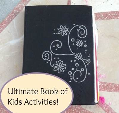 Book of Kids Activities