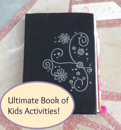 Book of Kids Activities