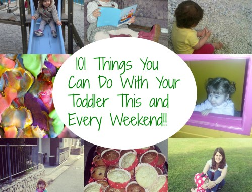 101 toddler activities