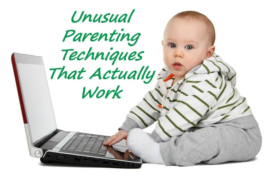 Unusual parenting techniques