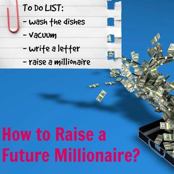 How To Raise Child Entrepreneurs?