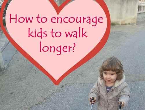 walk longer distances