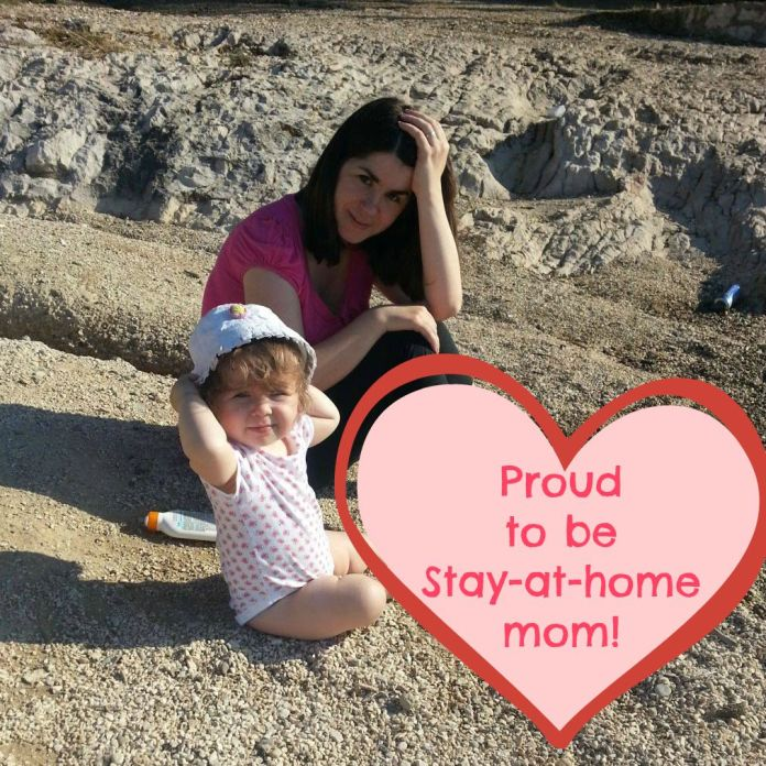 I'm a stay at home mom, and I have something to say…