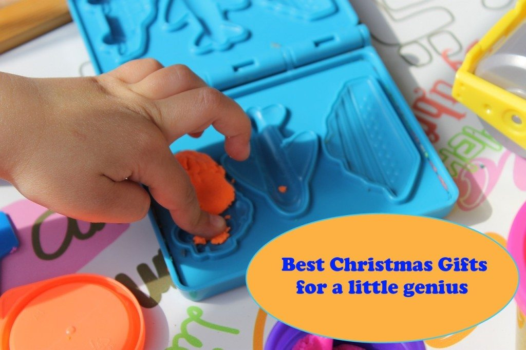 Best Christmas Gifts for a little genius
