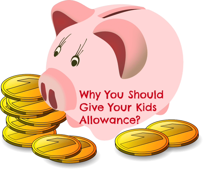 Why You Should Give Your Kids Allowance