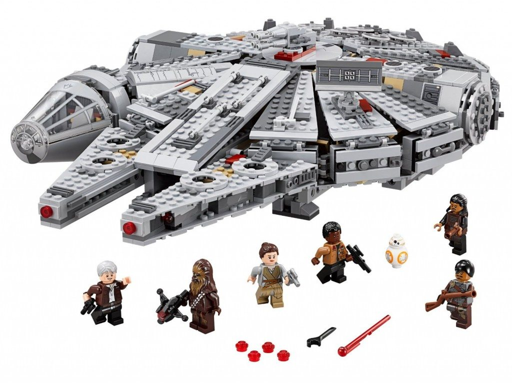 Lego Star Wars Millennium Falcon review