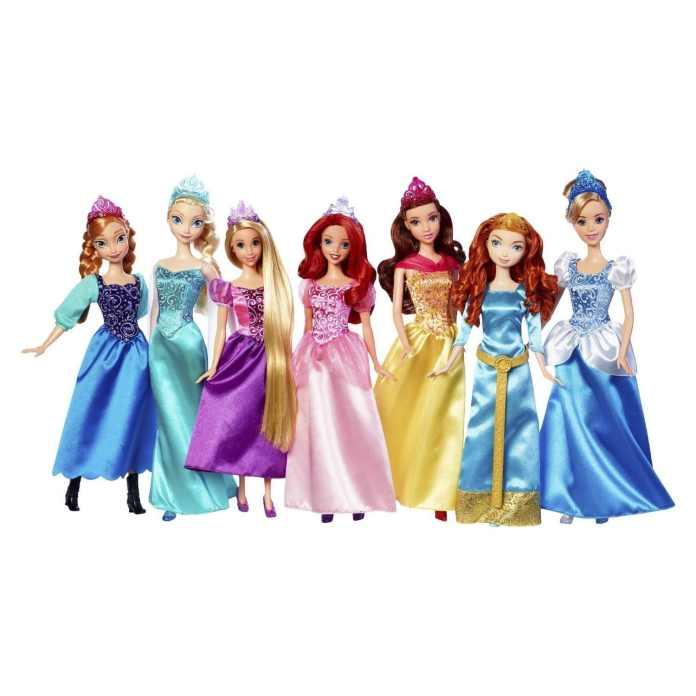 Disney Princess Royal Doll Collection Review