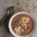 chocolate-hazelnut-smoothie-bowl