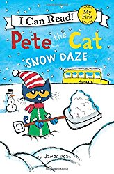 Pete the Cat: Snow Daze (My First I Can Read)