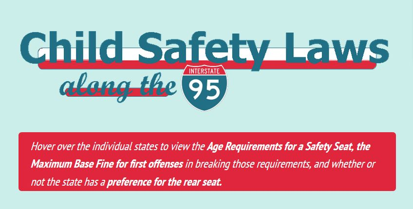 car seat safety laws