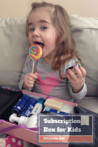 SUBSCRIPTION BOX FOR KIDS – ULTIMATE LIST