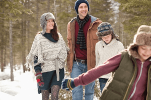 winter family break