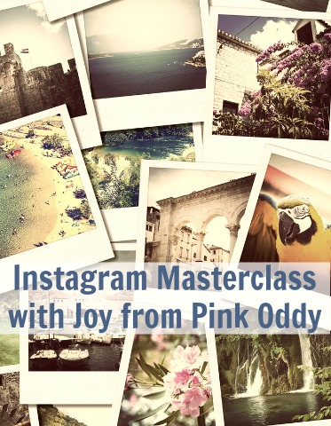 Instagram Masterclass with Joy from Pink Oddy - Hear how Joy built a community around her IG accout.