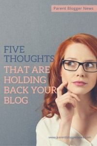 Here are five things I hear from bloggers all the time (myself included!) which hold them back and what you should be asking yourself instead.