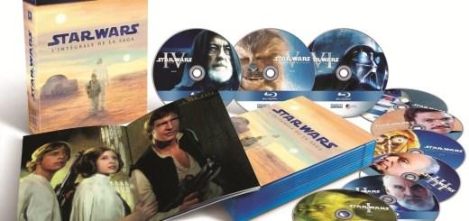 Star Wars - L'intégrale Blu-Ray