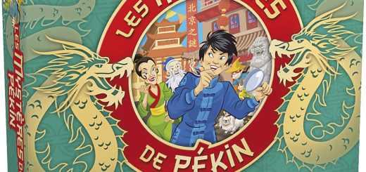 Les Mystères de Pékin, édition 2012