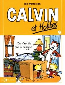 Calvin et Hobbes tome 9