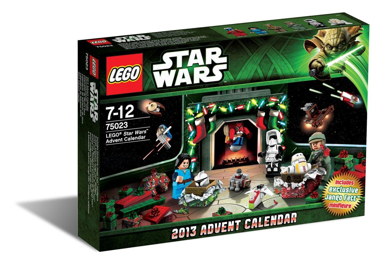 Calendrier Avent Lego City.Lego Star Wars Le Calendrier De L Avent 2013 Guide Du
