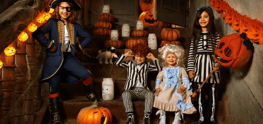 H&M Halloween 2013