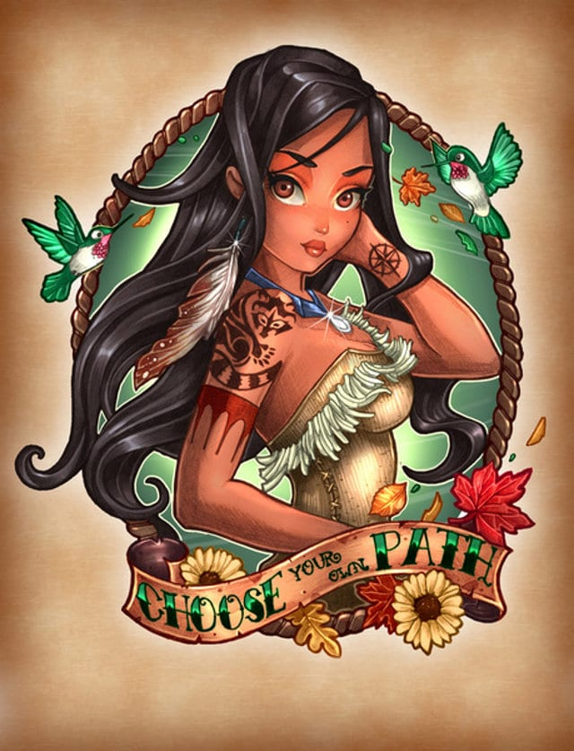 tattoo-disney-princesses-2