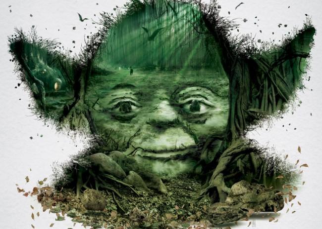 Yoda Star Wars Identities