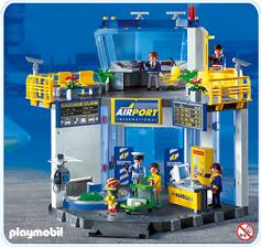 Playmobil - Aéroport 2004
