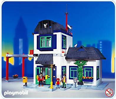 Playmobil - Bâtiment 1997
