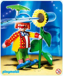 Playmobil - Clown 2007