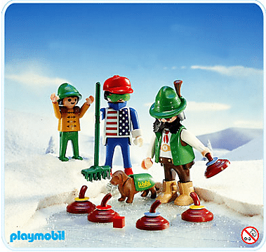 Playmobil - Curling 1992