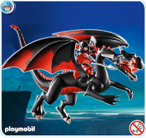 Playmobil - Dragon 2009