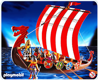 Playmobil - Drakkar 2002