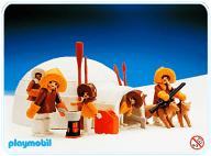 Playmobil - Esquimaux 1985