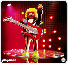 Playmobil - Guitariste 1994