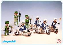 Playmobil - Policiers 1976