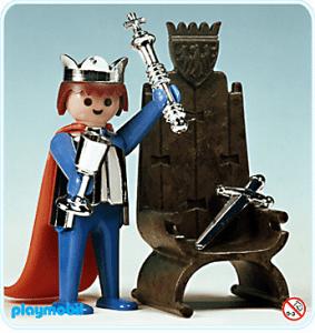 Playmobil - Roi 1975