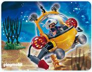 Playmobil - Sous-marin 2008