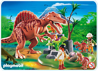 Playmobil - Spinosaures 2006