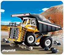 Playmobil - Tombereau 2009