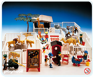 Playmobil - Zoo 1988