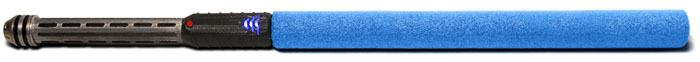 sabertron bleu