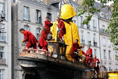 Royal de luxe 9
