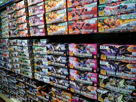 magasin gundam