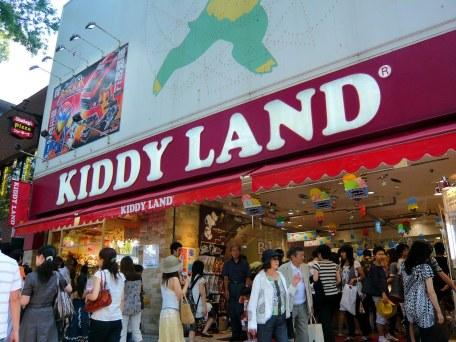magasin kiddyland