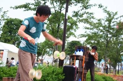 odaiba jongleur