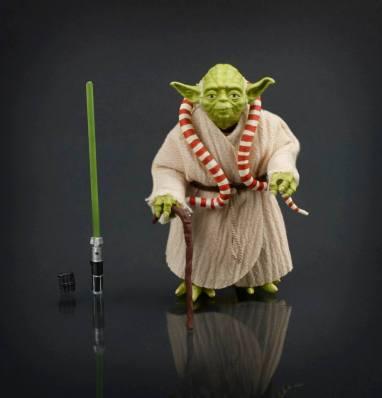 "Yoda 6"" Black Series"