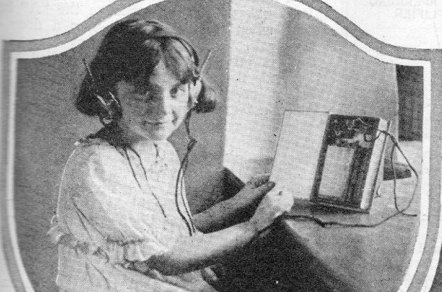 1924 : le livre radio